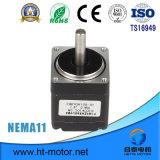 Motor de pasos micro de la nema 11