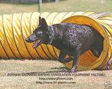 túnel resistente ao ar livre do cão da agilidade 24inch
