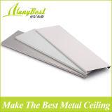 고품질 알루미늄 장식적인 선형 지붕 천장