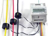 Трансформатор Split сердечника в настоящее время для шинопровода и кабеля