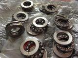 Cojinete del rodamiento de bolitas del empuje de la alta precisión 51104 usado para el automóvil