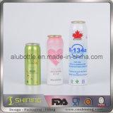 Latas de aluminio vacías embalaje de aerosol con la medicina