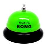 Servicio de recepción Maestro Recepción del hotel de Bell Ding Efecto de sonido libre / tabla la llamada Bell