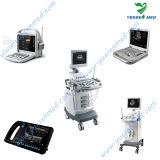 医学の病院2D/3D/4Dのトロリーおよび携帯用超音波