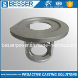 CF8/CF8mのステンレス鋼の失われたワックスの精密投資鋳造