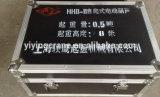 سلسلة 380V 500KG 1000KG الكهربائية الصغيرة المرحلة رافعة