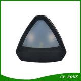 Lampada fissata al muro solare dell'indicatore luminoso esterno del giardino del LED