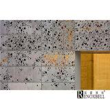 Perforiertes Aluminiumpanel für Wand-Furnier-Blatt/durchlöcherte Aluminiumumhüllung