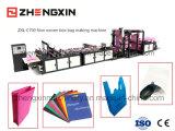 Full Auto-nicht gesponnener Kasten-Beutel, der Maschine herstellt, für Preis Zxl-C700 festzusetzen
