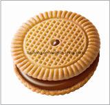 De Koekjes van Sanwich van het Aroma van de Chocolade van de Verpakking van de Zak van de ritssluiting