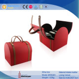 Twins estilo zippered vino bolsa (3396R5)