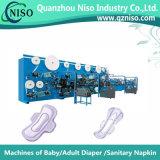 Machine semi-automatique professionnelle de coussin menstruelle avec CE (HY400)