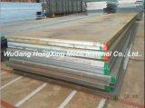 Placa de aço suave laminada quente A515 Grade55 de edifício de navio do carbono