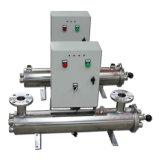 80 Tonnen / Stunde Ultraviolett (UV)-Sterilisator Automatische Reinigung für die Wasserdesinfektion und Reinigung
