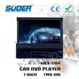 Giocatore dell'automobile DVD/MP5 di alta qualità di Suoer giocatore dello schermo di tocco di 7 pollici con il comitato di Undetachable (MCX-1704)