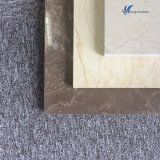 Vector de mármol gris natural modificado para requisitos particulares de Brown