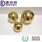 altas bolas de cobre amarillo sólidas de la precisión H62 H65 de 25m m