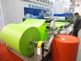 Ropa/camiseta/tela/materia textil automática/impresora rotatoria no tejida de la pantalla de seda para la venta