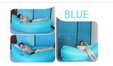 sacos de dormir inflables de nylon Lamzac que acampa del aire del 100% 240t Ripstop