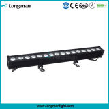 Éclairage linéaire RGBW 4in1 80W LED Outdoor Wall Washer Bridge / Bâtiment