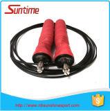 Corde de saut bon marché de câble de vitesse des prix, corde de saut, corde de saut à grande vitesse réglable, corde de saut de Crossfit
