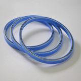 Sellos energizados resorte llenados Teflon/PTFE de la fibra de vidrio