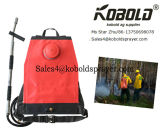 Backpack портативной пущи PVC 16L борьба с огенм с насосом руки