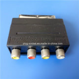 21 штырь in/out 3RCA Plug (SP-019)