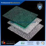 Hoja de PC calientes de la venta corrugado de colores en relieve
