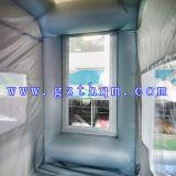 De mobiele Automatische Opblaasbare Cabine van de Nevel/de Opblaasbare Cabine van de Verf/Opblaasbare Europese Tent