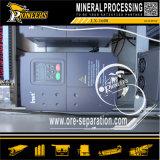 Goldförderung-Rückstand-Trennung-Maschinen-Goldwiederanlauf-Trommel- der Zentrifugetrennzeichen