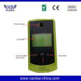 LCD Portable Pesticide Residue Tester de frutas, vegetais, alimentos, grãos