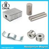 Ímã permanente aglomerado forte super do interruptor do Magnetics da terra rara de classe elevada do fabricante de China/ímã de NdFeB/ímã do Neodymium