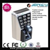 KeypadのZksoftware Biometric Fingerprint Gate Access Control