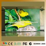 Panneau polychrome DEL du mur visuel d'intérieur DEL de P3mm