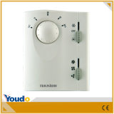 Justierbarer Heating und Cooling Mode Control Raum Thermostats