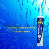 Puate d'étanchéité courante de silicones d'adhérence acétique d'aquarium