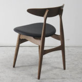 Design moderno Wooden Furniture Classical Dining Chair con Soft Seat