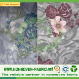 Tela impresa materia textil no tejida casera excelente del diseño