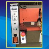 Gebruikte het In reliëf maken van het Leer van het Atoom Automatische Machine (PL1251)