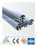 Extrusões de alumínio feitas sob encomenda de acordo com desenhos do cliente