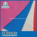 Tissu tricoté par polyester de sac, de chaussures, de présidence, de matelas et de vêtement, tissu de tricotage de chaîne