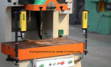 C Frame Pneumatic Power Press (펀칭기), Jh21-63ton