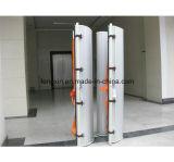 L'alliage d'aluminium enroulent la porte