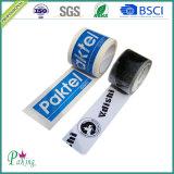 Bande d'emballage de BOPP estampée par couleur pour le cachetage de cadre