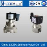 High Pressure ad alta pressione Normally Closed Solenoid Valve per Water