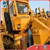 Entraîneur-Scraper Crawler Bulldozer (G.W26T, 6cylinders) de 200HP/Cat3306 Used Caterpillar D7g/D7h