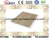Панель потолка PVC паза слоения, панель стены PVC, плитка потолка PVC