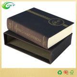 De goedkope Druk van het Boek van Hardcover van de Pocket met Jasje (ckt-bk-002)