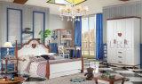 새 모델 호화스러운 침실 가구 목제 침대 가격 (SZ-BT9903)